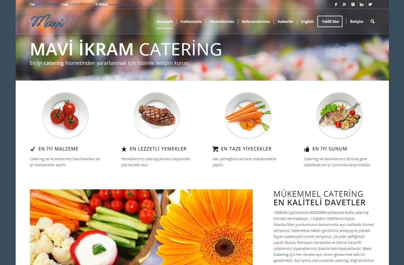 Maviikram Catering Ve Organizasyon