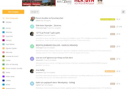 Teknikforum.com Yenileme Projesi
